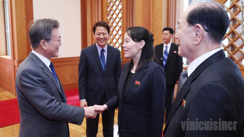 คิม โย่จอง กับก้าวแรกสู่การเป็นนักการเมือง