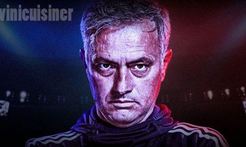 Jose Mourinho กล่าวว่าเขาต้องการเห็นท็อตแนมกับอาร์เซนอล
