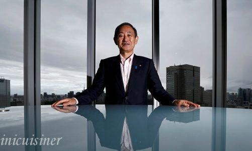 Yoshihide Suga ได้รับการเสนอชื่อว่าเป็นนายกรัฐมนตรี