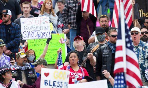 ชาวอเมริกัน ราว 837,000 คนยื่นขอรับสวัสดิการว่างงาน