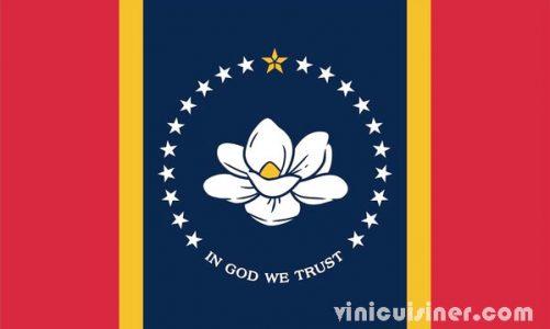 มิสซิสซิปปี ได้อนุมัติธงประจำรัฐใหม่กับแมกโนเลีย
