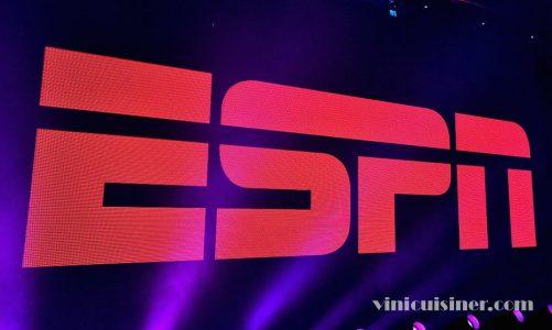 ESPN ยักษ์ใหญ่ด้านสื่อกีฬาประกาศปลดพนักงาน 300 คน