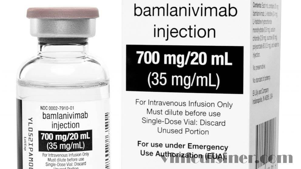 สหรัฐฯอนุญาต ให้ใช้ยาต้านไวรัสโควิด -19 ในกรณีฉุกเฉินได้เป็นครั้งแรก เจ้าหน้าที่สาธารณสุขของสหรัฐฯอนุญาตให้ใช้ยาแอนติบอดีตัวแรกในกรณีฉุกเฉิน