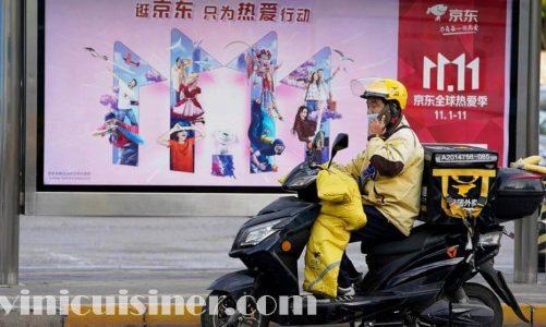 นักช้อปชาวจีน แห่ช้อปปิ้งเทศกาลใหญ่ที่สุดในโลก