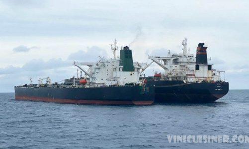 อินโดนีเซียได้ยึดเรือบรรทุกน้ำมัน ของอิหร่านและปานามา