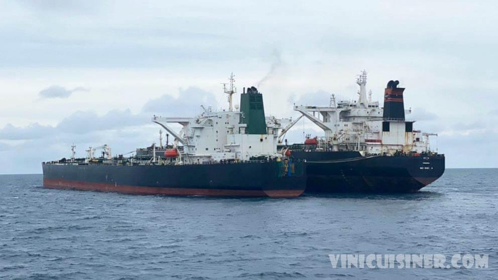 อินโดนีเซียได้ยึดเรือบรรทุกน้ำมัน ของอิหร่านและปานามา ทางการชาวอินโดนีเซียระบุว่าพวกเขายึดเรือบรรทุกน้ำมันของอิหร่านและเรือบรรทุกน้ำมัน
