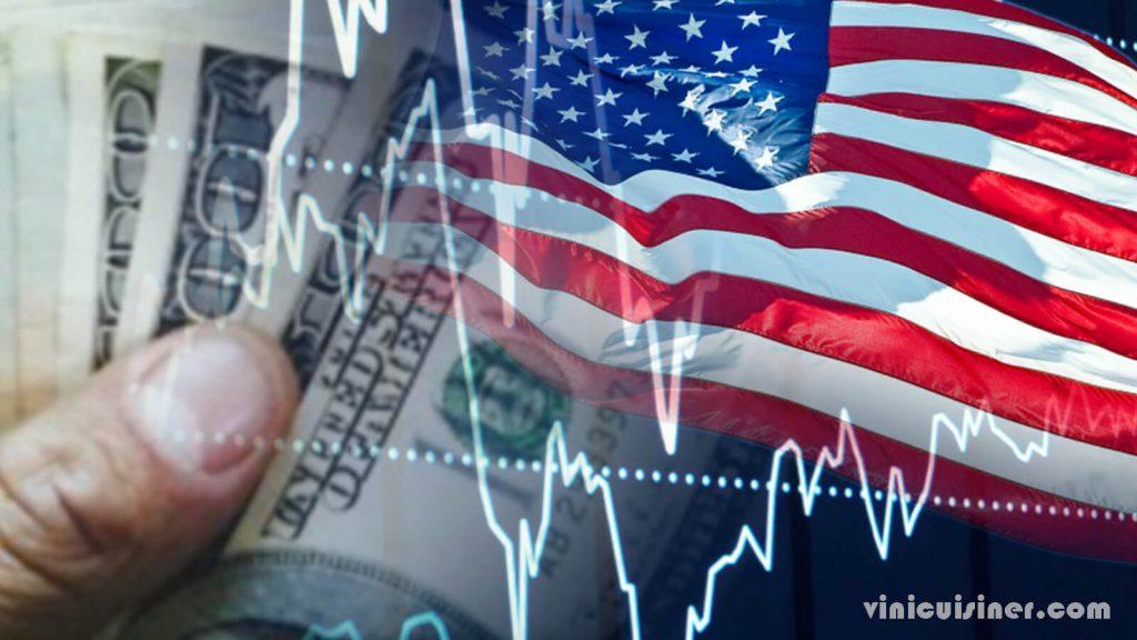 ผู้บริโภคสหรัฐ ฟื้นตัวขึ้นเพื่อกระตุ้นการใช้จ่าย 2.4% เนื่องจากรายได้ที่เพิ่มขึ้น ย้อนกลับไปจากการชะลอตัวหลายเดือนผู้บริโภคในอเมริกากลับมาใช้