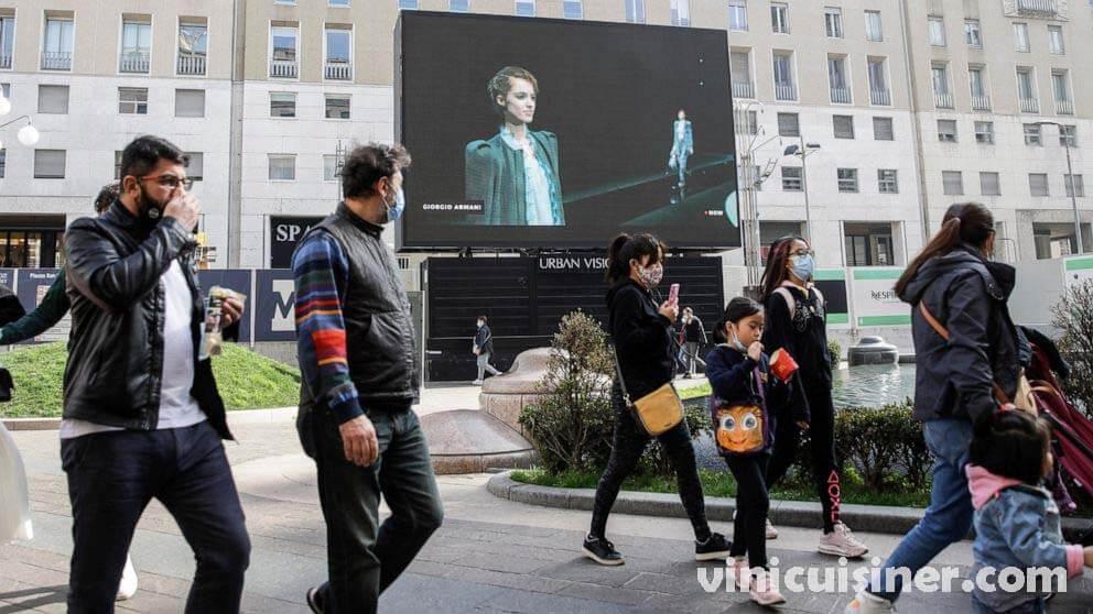 นักออกแบบของมิลาน กดปุ่มรีเซ็ตในช่วงสัปดาห์แฟชั่นดิจิทัล