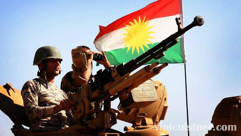 ความท้าทายที่เพิ่มขึ้นสำหรับอิรัก กลุ่มติดอาวุธชีอะห์ที่มีแนวร่วมกับอิหร่าน มันเป็นข้อความที่ชัดเจน ขบวนของกองกำลังอาสาสมัครชาวชีอะห์