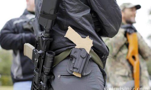 เท็กซัสรุกใกล้จะลดข้อกำหนด ใบอนุญาตปืนพก