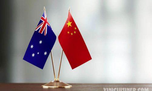จีนระงับการเจรจาทางเศรษฐกิจกับออสเตรเลีย