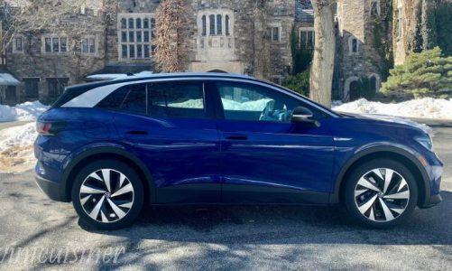 Volkswagen และ GM แข่งขันกับ Tesla ด้วย SUV ไฟฟ้าขนาดกะทัดรัดใหม่