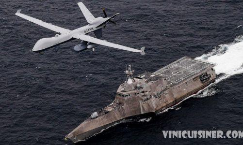 กองทัพเรือสหรัฐเปิดตัวหน่วยปฏิบัติการโดรนในตะวันออกกลาง